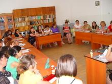 Լիդերության   դասընթացներ Գեղարքունիքի մարզի ՏԻՄ ընտրություններին նախապատրաստվող կանանց  մասնակցությամբ