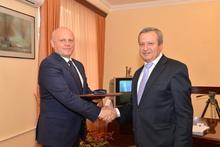 ՌԴ Օմսկի Նահանգապետ Վիկտոր Նազարովն այցելեց Գեղարքունիքի մարզ