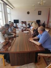 Կայացավ Գեղարքունիքի մարզում <<Մաքուր Հայաստան>> ծրագրի իրականացման մշտական հանձնաժողովի անդրանիկ նիստը