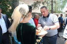 Կարեն Բոթոյանն այցելեց  Գավառի մարզադպրոց