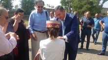 Գեղարքունիքի մարզպետը այցելեց Գավառի հատուկ դպրոց