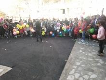 Ճամբարակում  բացվեց  հիմնանորոգված  թիվ 3 մանկապարտեզը