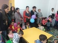 Մարտունի գյուղում <<Շեն>> կազմակերպության միջոցներով  բացվեց մանկապարտեզ