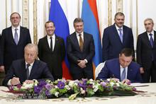 Հայ-ռուսական փոխգործակցության տարբեր ոլորտներին վերաբերող մի շարք փաստաթղթեր են ստորագրվել