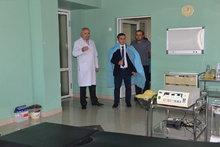 Գեղարքունիքի մարզպետ Իշխան Սաղաթելյանն այցելեց Գավառի բժշկական կենտրոն