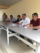 Գեղարքունիքի մարզպետի տեղակալ Նարեկ Գրիգորյանը  հանդիպումներ ունեցավ Վարդենիսի տարածքի համայնքների ղեկավարների հետ