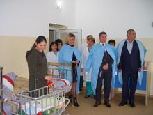 Գնել Սանոսյանը ծանոթացավ Մարտունու հիվանդանոցի  և ծննդատան պայմաններին