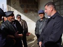 Գեղարքունիքի  մարզպետ  Գնել Սանոսյանը  ծանոթացավ  Մարտունու տարածաշրջանի  համայնքների  հիմնախնդիրներին