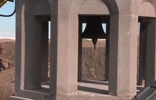 Վերին Գետաշենում օծվեց Սուրբ Աստվածածին եկեղեցու նորակառույց զանգակատան զանգը եւ Սուրբ  Խաչը