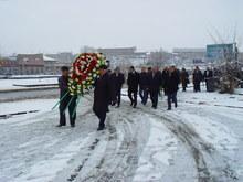 Գեղարքունիքում հարգեցին Սպիտակի երկրաշարժի զոհերի հիշատակը