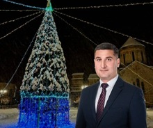 Գեղարքունիքի մարզպետ Գնել Սանոսյանի շնորհավորանքի խոսքը Ամանորի եւ Սուրբ Ծննդյան տոների կապակցությամբ