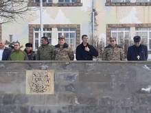 Տոնդ շնորհավոր Հայոց բանակ