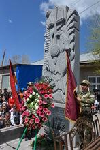 Գեղարքունիք գյուղում  բացվեց  Արցախյան ազատամարտի եւ Ապրիլյան հերոսամարտի զոհերի  հիշատակը հավերժացնող հուշարձանը