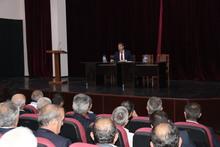 Գեղարքունիքի մարզի խորհրդի նիստում քննարկվեցին սոցիալ-տնտեսական և կրթական բնույթի  հարցեր