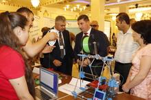 Տեղի ունեցավ ինժեներական լաբորատորիաների կրթական ցանցի եւ ծրագրավորման Գեղարքունիքի մարզային ցուցահանդեսը