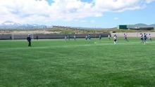 Գեղարքունիքի մարզի հինգ համայնքներում մեկնարկել են ֆուտբոլային փոքր խաղադաշտերի կառուցման  աշխատանքները
