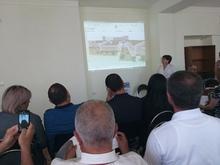 Հանրային քննարկման ներկայացվեց Մարտունու բժշկական կենտրոնի նոր շենքի կառուցման նախագիծը