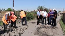 Գանձակ եւ Հայրավանք համայնքներում Գեղարքունիքի մարզպետը դիտարկեց սուբվենցիոն ծրագրերի իրականացման ընթացքը