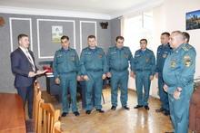 Խրախուսվեցին մարզային փրկարարական վարչության 30 աշխատակիցներ