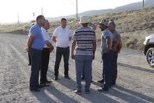Ասֆալտապատվում է Շողակաթ-Վարդենիս միջպետական ճանապարհի Ծափաթաղ-Արեգունի 12,5 կիլոմետրանոց հատվածը