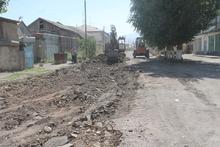 Գավառ քաղաքում սուբվենցիոն ծրագրով հիմնանորոգվում է երեք փողոց