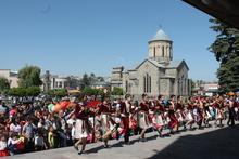 Գեղարքունիքի մարզը  ակտիվորեն  մասնակցեց ՀՀ Անկախության տոնին նվիրված միջոցառումներին