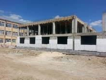 Շարունակվում է Ներքին Գետաշենի թիվ 1 միջնակարգ դպրոցի նոր մասնաշենքի կառուցումը