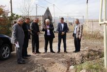 Գեղարքունիքի մարզպետը Ներքին Գետաշեն, Վերին Գետաշեն եւ Մադինա համայնքներում դիտարկեց սուբվենցիոն ծրագրերի ընթացքը
