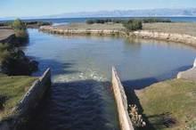 Արփա-Սեւան թունելային ջրատարով Սեւանա լիճ է տեղափոխվել 16 միլիոն 377 հազար խորանարդ մետր ջուր