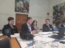 Գեղարքունիքի մարզպետը մասնակցել է հայ-ֆրանսիական ապակենտրոնացված համագործակցության  պատասխանատուների համատեղ նիստին