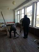Փոխվել են Աղբերքի միջնակարգ դպրոցի պատուհանները