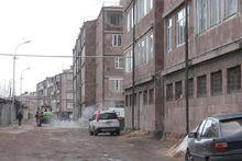 Գավառ քաղաքում կհիմնանորոգվեն  բազմաբնակարան շենքերի  տանիքներ  և  մուտքեր