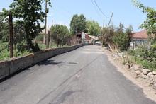 Կարճաղբյուրում կասֆալտապատվի երկու փողոց