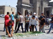 Նորակոչիկները ճանապարհվեցին Հայոց բանակ